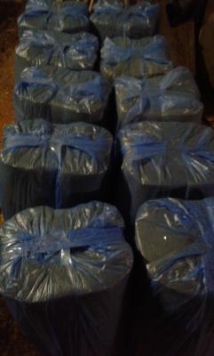 транспортировать рулонный утеплителя и шкантов цена догрузом из Новосибирск в Ленинск-Кузнецкий