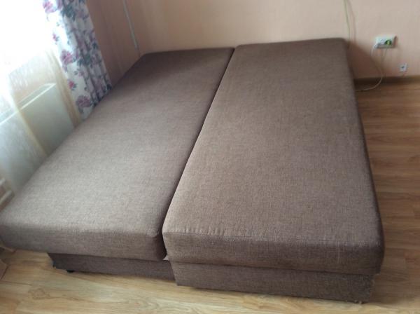 Сколько стоит автоперевозка дивана раскладного попутно из Москва в Траковка