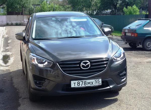 Стоимость перевозки Mazda CX-5