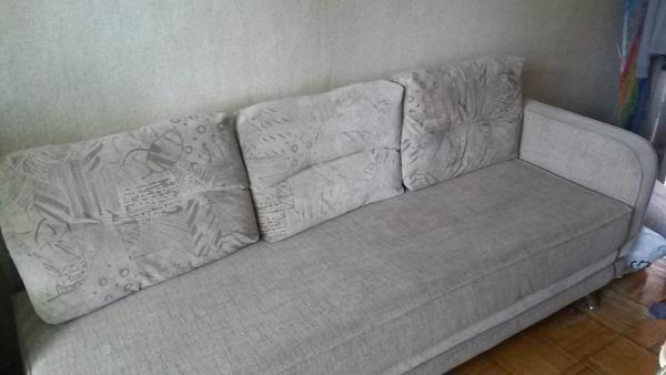 Отвезти диван 2-местный на дачу из Санкт-Петербург в Дунай