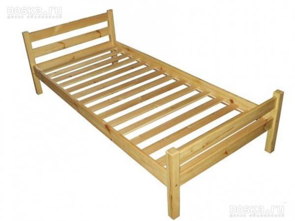Перевезти кровать односпальную из Саратов в Энгельс