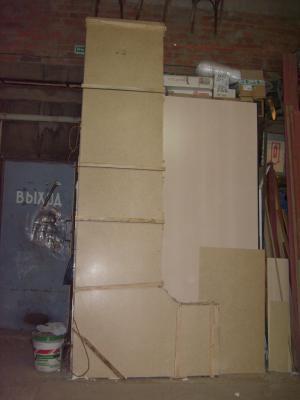 Заказать машину перевезти корпусная мебель из Омск в Первомайское
