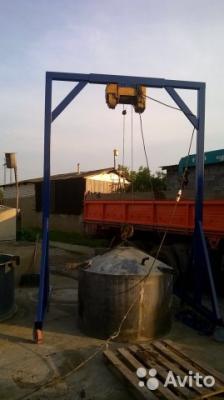 Транспортировать обичайку жби, козловой кран из Казань в Мармылево