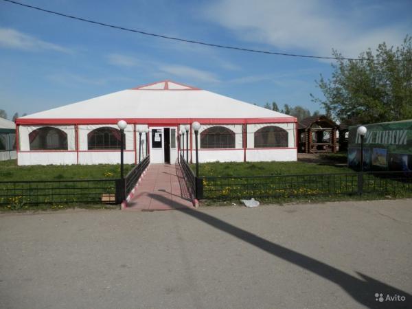Автодоставка летнего кафе-шатер недорого догрузом из Ульяновск в Туапсе
