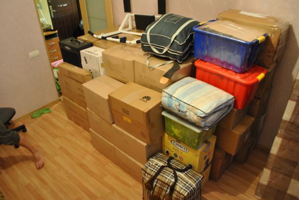 Доставка дивана раскладного (разобран и упакован), письменного стола, коробок С вещами, коробок С вещами, контейнера, вещей В сумке, турника г-образного, коробок С вещами, велосипедов деских, мелких сумок из Санкт-Петербург в Ульяновск