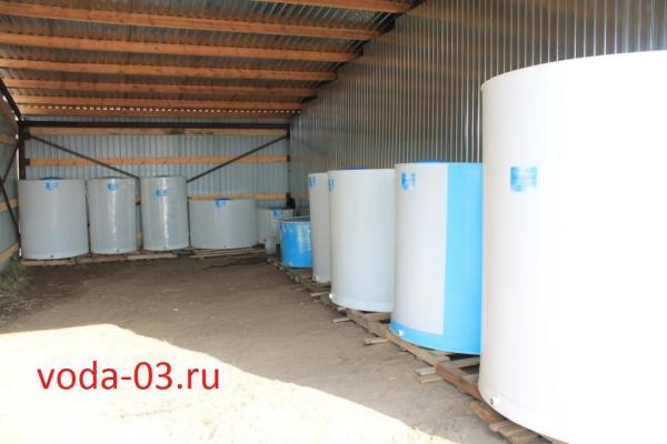 Автоперевозка резервуара из полипропилена дешево попутно из Улан-Удэ в Иркутск