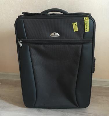 Сколько стоит доставка чемоданчика С летними вещами из Красноярск в Санкт-Петербург