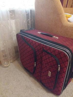 Транспортировка чемодана из Королев в Санкт-Петербург
