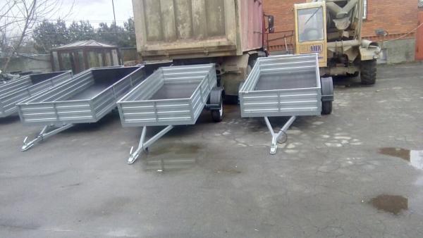 Аренда грузовой газели для перевозки автоприцепов для легковых автомобилей. попутно из Азербайджан, Пушкино в Россия, Курск