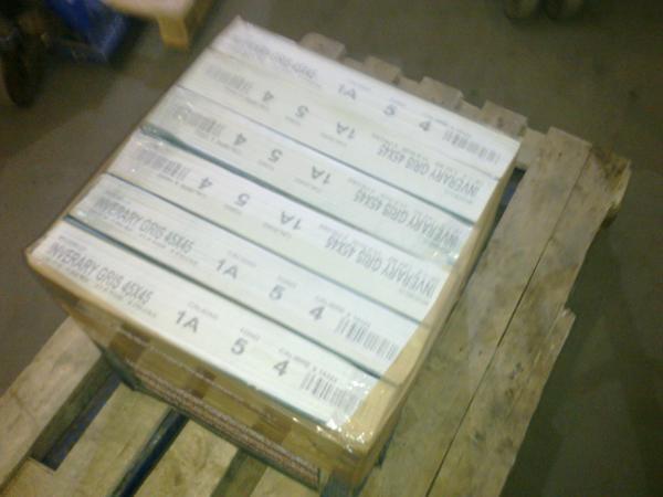 Перевезти керамический плитку из Белоруссия, Минск в Россия, Мытищи