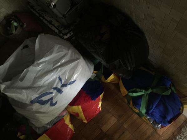 Заказать машину перевезти вещи В пакетах из Москва в Краснодар