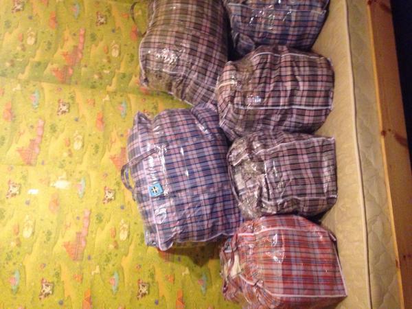 Доставка транспортной компанией сумок С вещами из Москва в Ростов-на-Дону