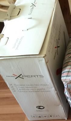 Сколько стоит доставка средней коробки, средней коробки, клетчатой сумки из посёлок Парголово в Керчь
