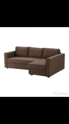 Заказ газели для углового дивана из Москва в Александров