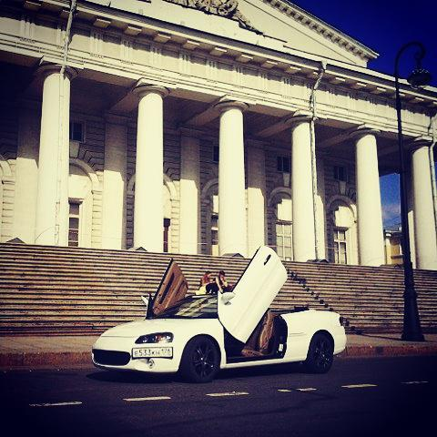 Доставить автомобиль автовоз из Санкт-Петербург в Красноярск