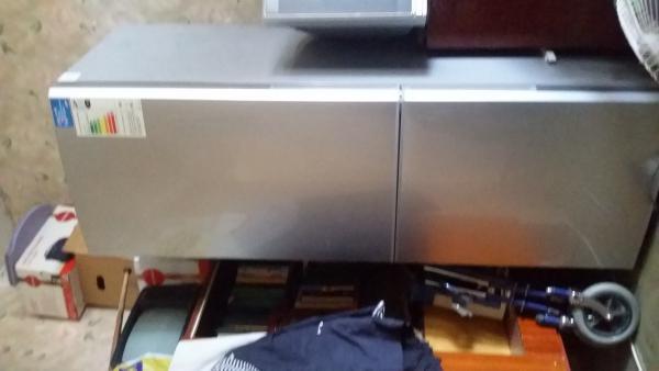 Заказать грузовой автомобиль для отправки личныx вещей : Холодильник из Волжского в Москву