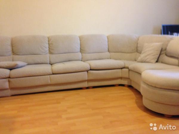 Заказ транспорта для перевозки углового дивана по Москве