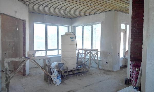 Грузотакси для перевозки штукатурной станции догрузом из Сочи в Краснодар