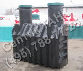Заказать газель термобудка для перевозки септика догрузом из Мытищи в Темерницкий