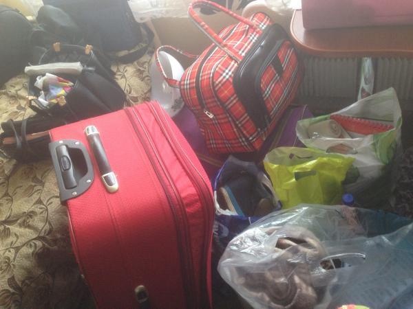 Хочу перевезти чемодан, сумки, пакеты С вещами по Москве