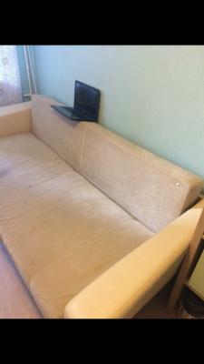 Заказ транспорта для перевозки дивана-кроватя из Москва в Кулаково