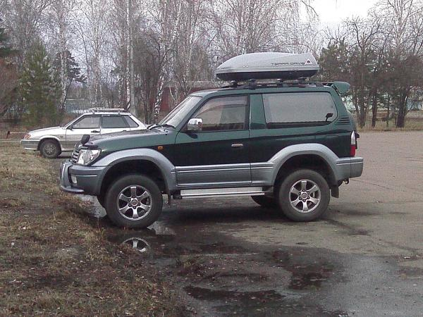 Перевезти машину цена из Красноярск в Краснодар