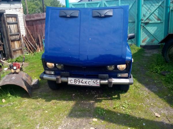 Перевезти авто автовозом из Курган в Солнечногорск-2