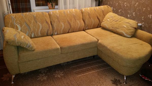 Дешево перевезти угловой диван из Барнаул в Новосибирск