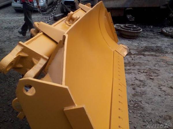 доставка бульдозера т-170 С отделенной лопатой недорого догрузом из Красный Сулин в Семено-Камышенская