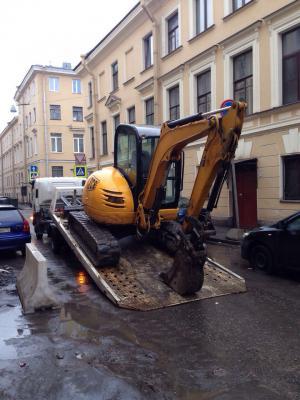 Стоимость отправки груза  из Санкт-Петербург в Москва