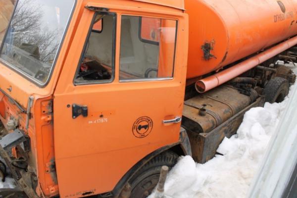 Транспортировать грузовик стоимость из Октябрьский в Набережные Челны