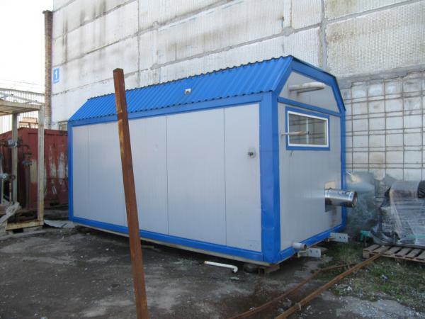 Автомобиль для перевозки блока котельной из Новосибирск в Москва