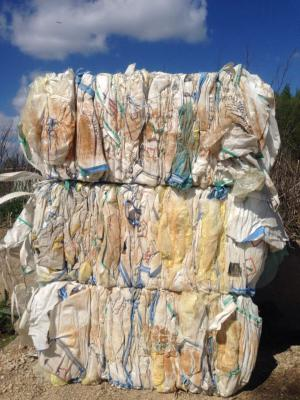 Перевезти на газели прессованные биг бэги В тюках По 400 кг. из Волосово в деревня Юрасово