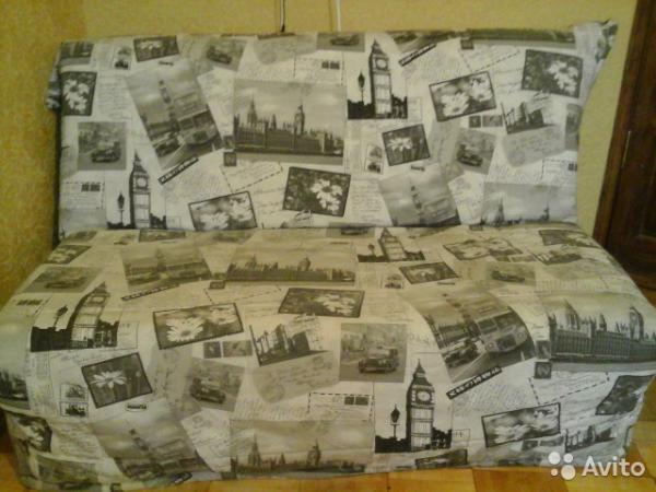 Дешевая доставка дивана-кроватя из Кострома в Островское
