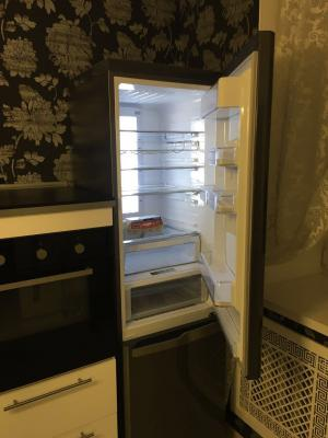 перевозка холодильника двухкамерного samsung rl55tgb цена попутно из Уфа в Москва