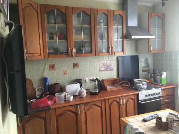 Доставка транспортной компанией кухни из Москва в Петелино