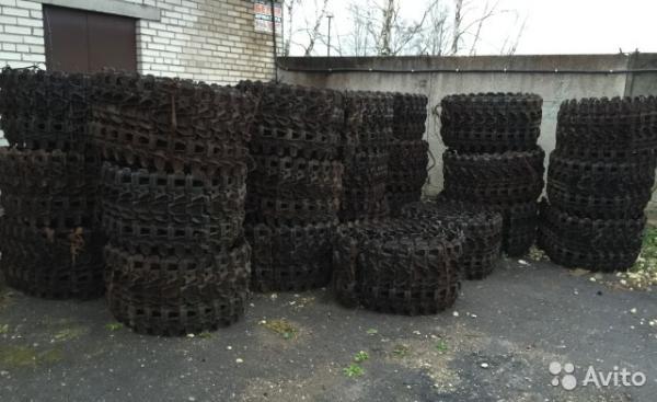 Перевезти автотранспортом гусеницу 1 комплекта догрузом из Курган в Белогорск