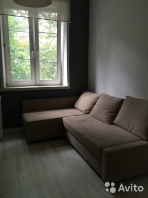 Доставка дивана 3-местного икеа углового (разобранный) в квартиру по Москве