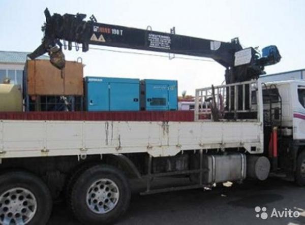 Заказать отправку грузовика стоимость из Владивосток в Москва