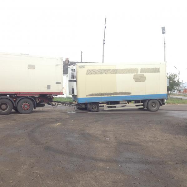 Сколько стоит автоперевозка прицепа из Борисоглебск в Ялта