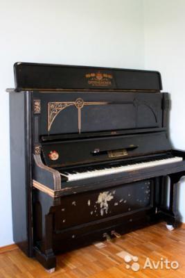 Хочу перевезти пианино / рояль из Москва в Санкт-Петербург