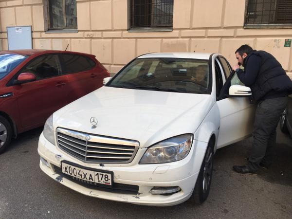 Доставить машину  из Санкт-Петербург в Грозный