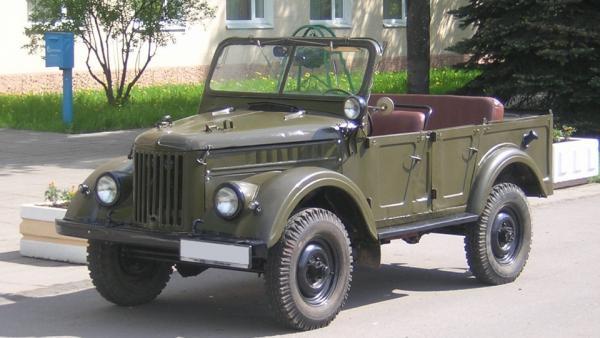 Стоимость перевозки ГАЗ ГАЗ-69