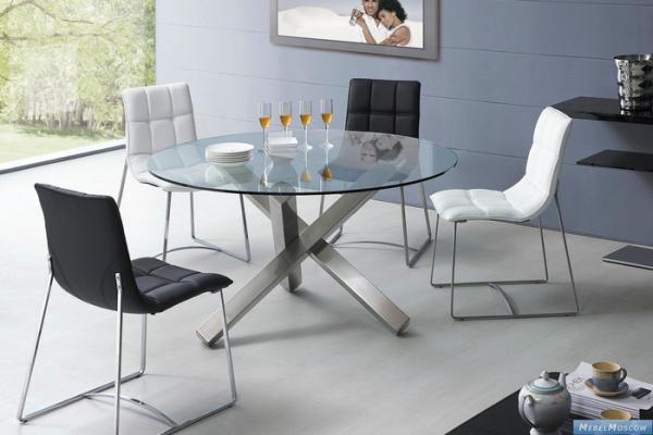Дешевая доставка кухонных стульев, столешницы, ножек стола по Москве