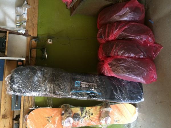 Перевезти коробки, личные вещи, тренажера стоимость из Калуга в Киров