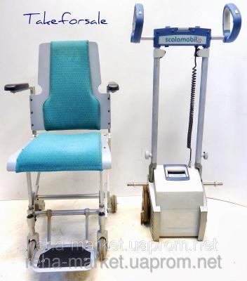 транспортировать ступенькоход для инвалидов scalamobil s25 попутно из Германия, Griesheim в Россия, Москва