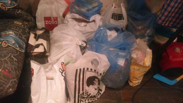 Отправить Мебель, сумки, книги из Нижневартовска в Полуянову