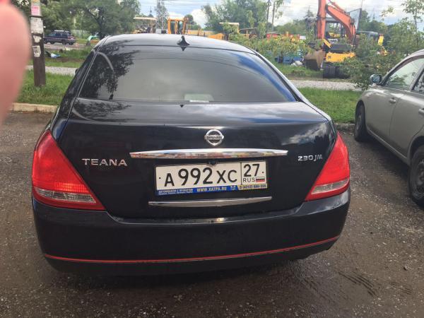 Перевезти авто  из Хабаровск в Санкт-Петербург