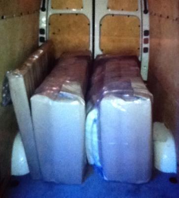 Газель перевезти диван 3-местный шкаф из Украина, Черновцы в Россия, Ялта
