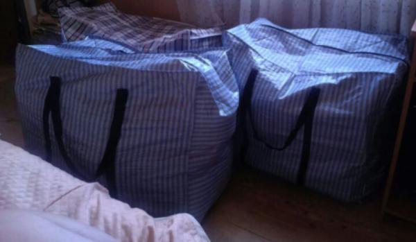 Сколько стоит доставка сумок С личными вещами из Казань в Талинка